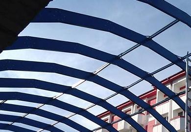 Pereți cortină și luminatoare