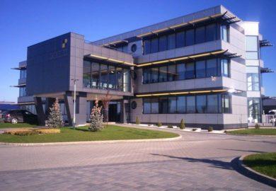 Headquarters Barrier Bacau