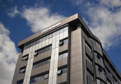 Headquarters Dedeman Bacău